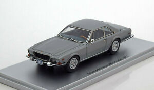 MOMO MIRAGE V8 COUPE 1971 SILVER KESS KE43033900 1/43 RESINE 250 PIECES 5.7L
