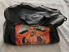 WCW GOLDBERG WRESTLING SPORTS CARRY BAG WWE WWF
