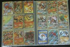 117 Card Pokemon Lot -Great Condition - EX GX Rainbow Ultra Rare Ho-Oh, Gyarados