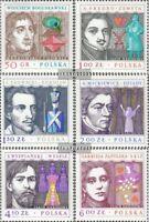 Polen 2591-2596 (kompl.Ausg.) postfrisch 1978 Meisterwerke poln. Dramaturgie