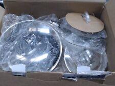 Nonstick Hard-Anodized 14-Piece Cookware Set, Grey