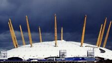More details for millenium dome,greenwich ,millennium year 2000 large poster, rolled up