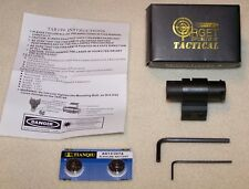 Target Sports Tactical Universal Red Micro Laser With Rail Adaptor, Brand New