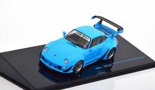 1:43 Ixo Porsche 911 (993) RWB 2018 lightblue