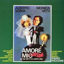 LP Piero Piccioni Amore Mio Aiutami Colonna Sonora Alberto Sordi Vitti VINILE