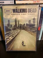 The Walking Dead Season 1 DVD Brand New