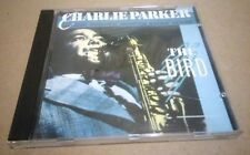 RARE VINTAGE - CHARLIE PARKER THE BIRD CD 1988 MADE IN HOLLAND 2673762 STEREO