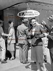 1940s+Main+Street+Store+Window+Appliance+Radio+Sign+Film+Photo+Camera+Negative