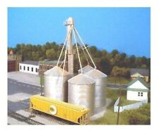 Grain Elevator Structure Kit HO - Rix Products #628-0407