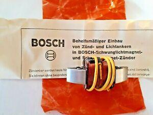 Zündspule für Bosch Anlage NSU Fox, Quick, DKW und andere Oldtimer Motorräder