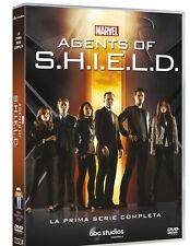 AGENTS OF SHIELD - STAGIONE 1 (6 DVD) COFANETTO PRIMA SERIE TARGATA MARVEL