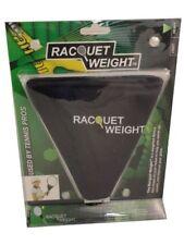 The Racquet Weight - Tennis Racquet Swing Weight (Light & Heavy!)
