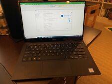 Dell Xps 13 9360 laptop, Intel Core i5-7200U 2.5Ghz, 8Gb Ram, 128Gb Ssd