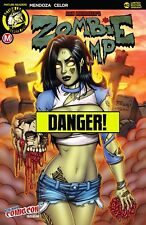 ZOMBIE TRAMP 40 NYCC NY COMIC CON BILL McKAY RISQUE CONVENTION VARIANT NM