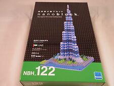 Kawada Nanoblock Burj Khalifa Use - japan building toy block Nbh_122 Worldwide
