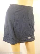 Mujer Azul Marino Deporte Minifalda Gb 6-8 Eu 34-36