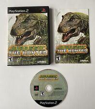 Jurassic: The Hunted CIB PS2 (Sony PlayStation 2, 2009)