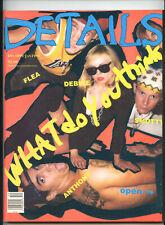 January 1990 Details Magazine