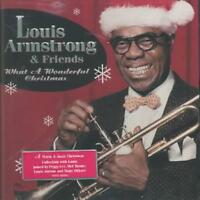 LOUIS ARMSTRONG - WHAT A WONDERFUL CHRISTMAS NEW CD