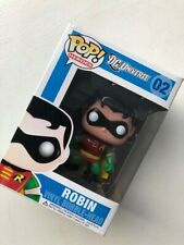 Funko Pop DC Universe Robin #2 Vinyl Figure **VAULTED, NEW**
