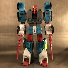 Transformers Titans Return Quickswitch Chaos on Velocitron Leader LOOSE