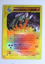 Pokemon Card - Houndoom - 14/147 - Aquapolis - Reverse Holo - Good