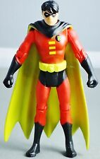 DC Universe Infinite Heroes 2010 ROBIN (MALLAH'S REVENGE 6-PACK FIGURE) - Loose