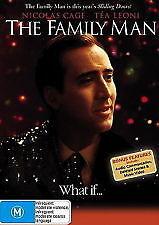 The Family Man (DVD, 2006)*Nicolas Cage*VGC*R4