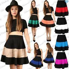 High Waist Plus Size Skirts for Women