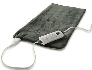 "Sunbeam 2013-608 Xpress Heat Microplush Heating Pad Pain Relief King Size 12x24"""