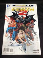 Earth 2 # 0 DC Comics  November 2012 VF Superman Batman Wonder Woman New 52
