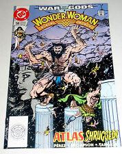 Wonder Woman #58 George Perez 1991