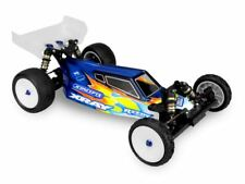 J Concepts - S2-Xray XB2 Buggy Clear Body w/ Aero Wing