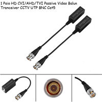 2Pz HD CVI/AHD/TVI Trasmettitore Video Balun Passivo CCTV UTP BNC Cat5 1080p