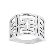 Anelli di lusso di argento argento ametista