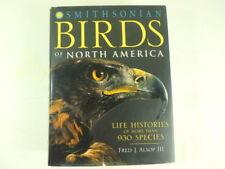 Smithsonian Birds of North America Life Histories 930 Species Alsop