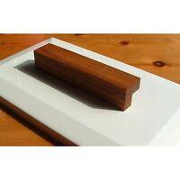 Holz geölt Küchengriff Schrankgriff Möbelgriffe Bogengriffe Möbelgriff Griff