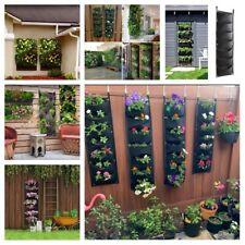 Hanging Garden Planter Wall Mounted Vertical Designed For House Garden Supplies
