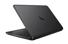 "HP 15-ba105na 15.6"" Laptop, AMD A9-9410 8GB 2TB, Windows 10, Black, 1JM43EA, A+"