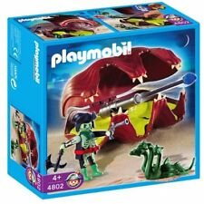 PLAYMOBIL-Shell con CANNON - 4802 - 1st Class Postage