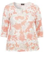 Hüftlange Damenblusen, - tops & -shirts Via Appia Größe 42