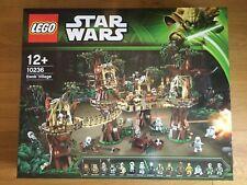 🔹NEW / MINT🔹 Lego Star Wars 10236 Ewok Village UCS/MBS 🔹SEALED W/ CARDBOARD🔹