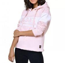 BNWT Von Dutch Pink White Size Small Hoodie R.R.P £75.00