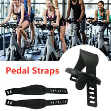 Exercise Bike Pedal Strap for Exercise Bike Stationary Cycles Home or Gym UK/