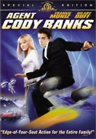 Agent Cody Banks (Special Edition) - DVD -  Very Good - Darrell Hammond,Ian McSh