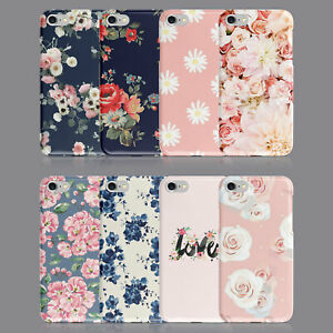 SHABBY CHIC SUMMER ROSES PHONE CASE FOR IPHONE 7 8 XS XR SAMSUNG S8 S9 PLUS