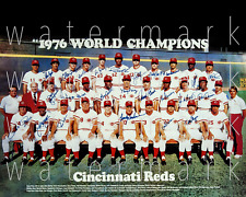 Big Red Machine Cincinnati Reds signed 8X10 photo poster picture autograph RP