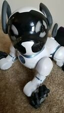 Wowwee chip robot dog and docking station