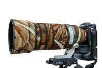 Sony 100 400mm GM OSS Neoprene lens camo protection cover Premium Designs