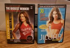 Jillian Michaels - 30 Day Shred / How to Win By Losing Maximize- Back In Action